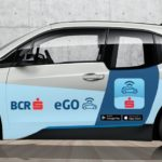 BCR lansează eGo, primul serviciu de car-sharing prin card bancar contactless