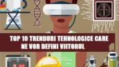 10 Trenduri Tech care ne vor defini viitorul