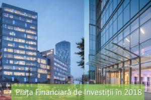 Piața Financiară de Investiții în 2018 - pregătirea implementării MiFID II /MiFIR II