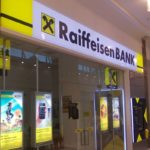 Raiffeisen își dublează profitul la noua luni, pe baza creșterii activității de creditare