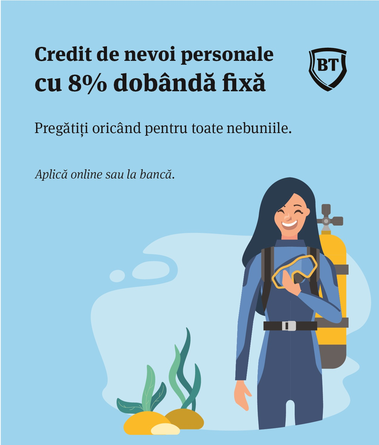 Credit nevoi personale bt pareri