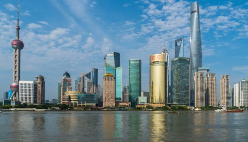 Is China's growth able to influence the financial markets?