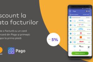 Mastercard și Pago lansează o campanie promoțională cu 5% cashback