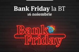 Shopping bancar de BLACK FRIDAY de la Banca Transilvania