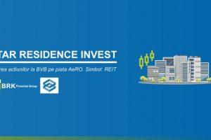 Acțiunile Star Residence Invest