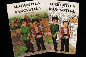 A apărut prima carte de Educaţie Financiară scrisă sub forma de basm, destinată copiilor